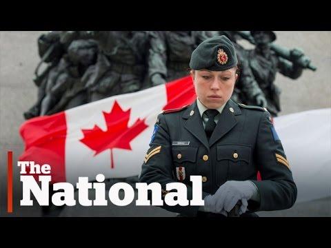 War Memorial guards return