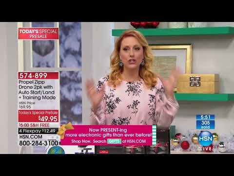 HSN | Electronic Top Gift Picks 11.28.2017 - 08 PM