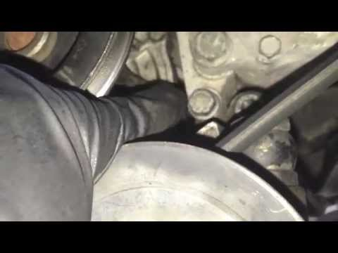 How to replace water pump on MKIII vw 2.0 8v aba jetta golf cabrio gti