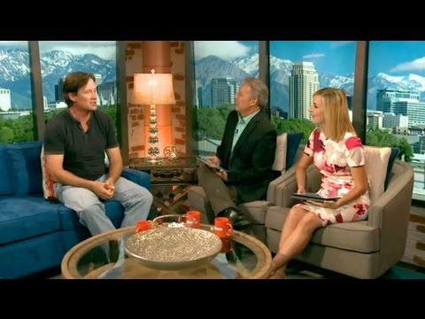 KEVIN SORBO Gives a Shout Out to SPIRIT OF THE GAME on Fox 13 Utah