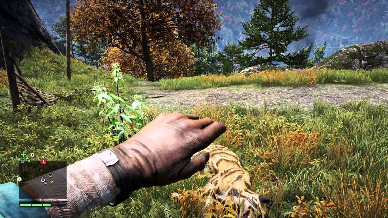 Far Cry 4 Ps4 Hd60 Fps Livello Difficile Gioco Libero Parte 15