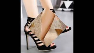 Latest Stylish Heels Fashion for Women/Girls  2017