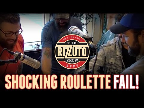 Shocking Roulette Fail! [Rizzuto Show]