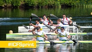 REPLAY LIVE 23/05/205 - A Finals - ICF Canoe Sprint World Cup 2