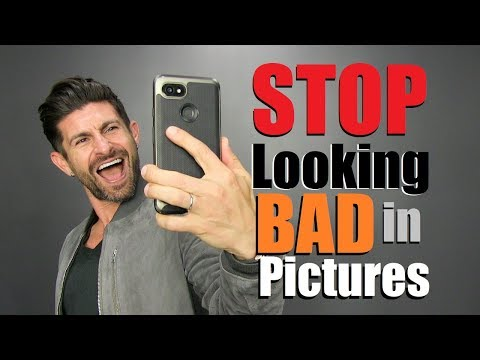 6 Reasons YOU Look BAD In Pictures!