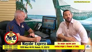 Oficina de Hialeah, Mayabe Express Corp.