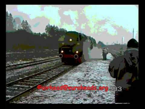 "AP29: ""50 Years Anniversary Tour of Steam Engine 503666"""