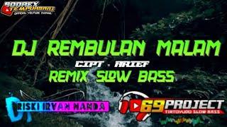 DJ REMBULAN MALAM by DJ RISKI IRVAN NANDA 69 PROJECT ft TD CHANNEL