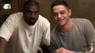 Pete Davidson SPOTTED With Kim Kardashian & Kanye West!