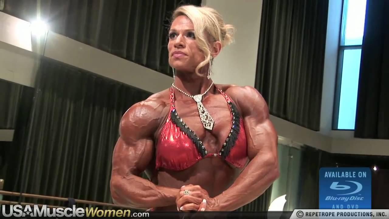 HD Muscle - Women's Bodybuilding On Blu-ray! - YouTube