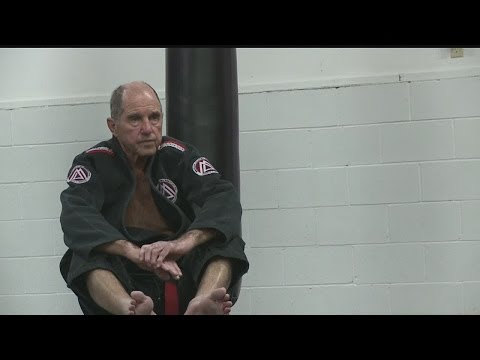 74-year old earns black-belt
