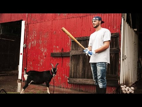 Down on the Farm with Cubs Rookie Kris Bryant