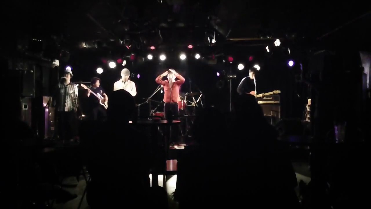 2018/ 1/ 7/ THE FRESH Live @ Yokohama 7th Avenue