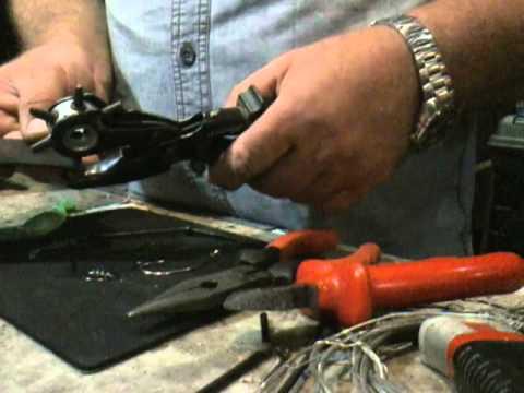 крепление силиконовой приманки с помощью пружинки