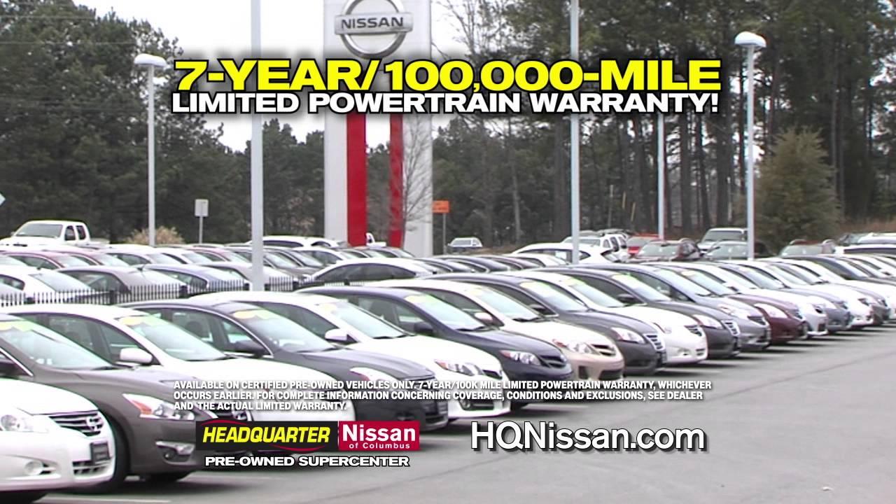Headquarter Nissan Columbus Ga >> Nissan Preowned Supercenter Columbus Ga Headquarter Nissan