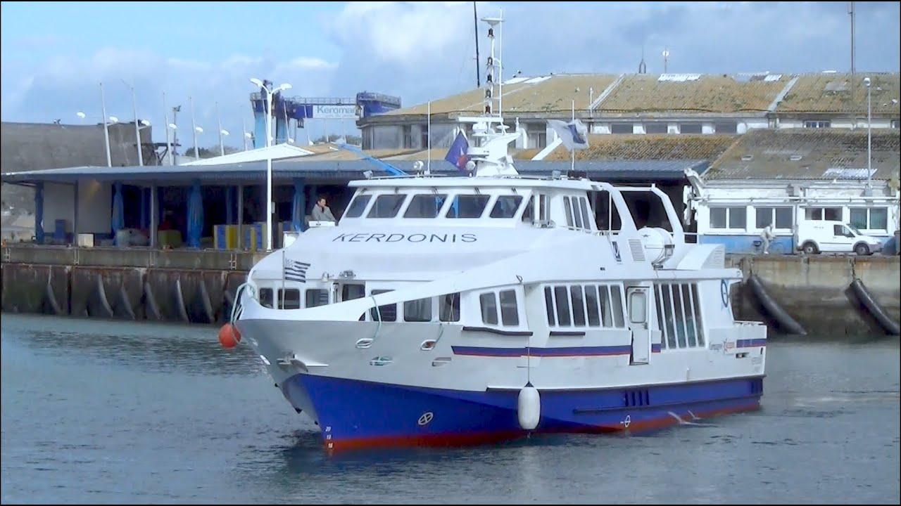 bateau belle ile