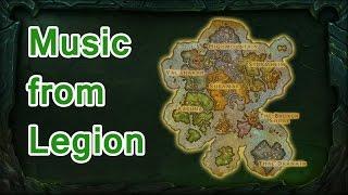 legion music favorites