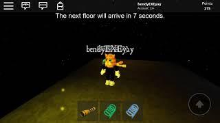 Roblox scary elevator secret