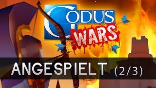 Angespielt: GODUS WARS (2/3) (PC - Gameplay - Early Access)