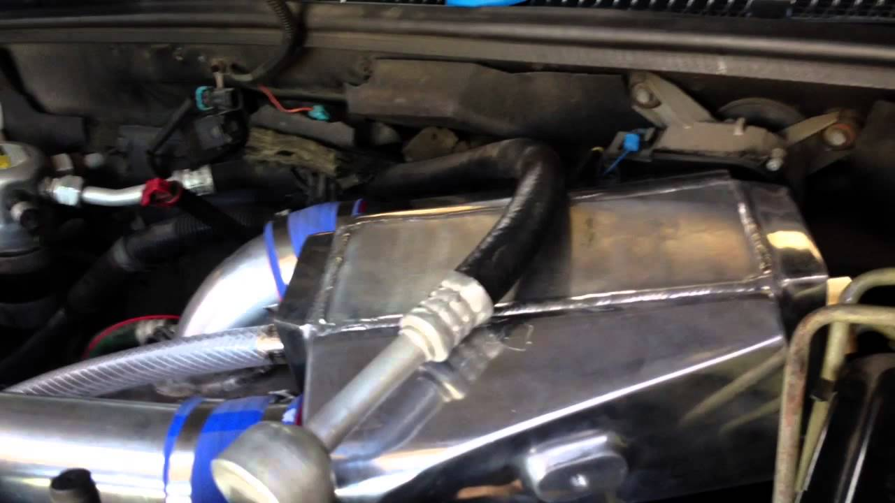 Chevy T Shirts >> Turbo/Intercooler Upgrade - 97 Chevrolet Dually - 6.5 ...