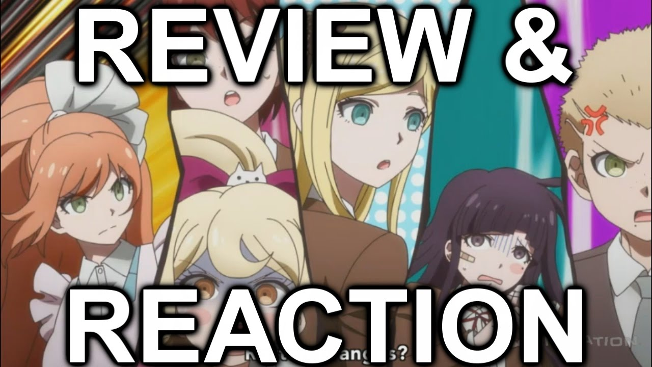 DANGANRONPA 3 DESPAIR SIDE Episode 1 Review And Reaction