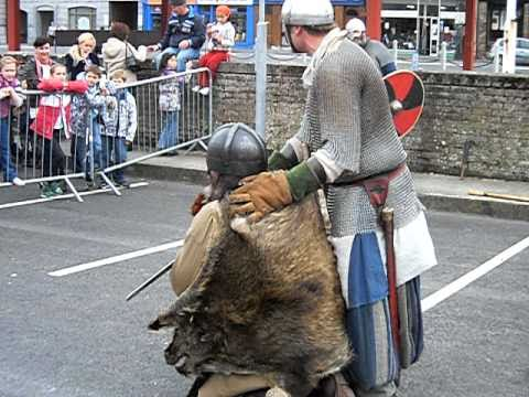 Viking Combat in Waterford City
