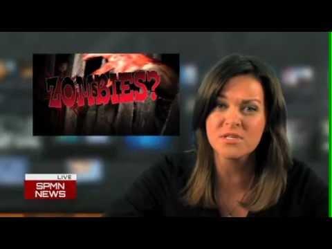 Sportsman Channel Zombie Busters ZOMBIE MANOR segment