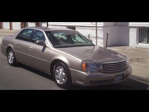 Cadillac DTS DeVille Not Starting 00' 01' 02' 03' 04' 05'
