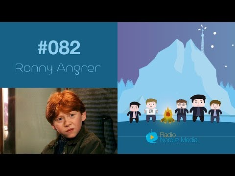 Radio Nordre Media LXXXII (82) - Ronny angrer