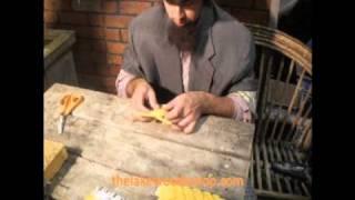 How to make a Havdalah Candle Kosher Fest 2010