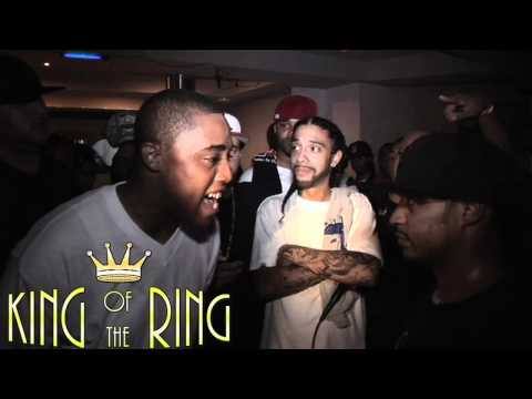 Vague Presents KING OF THE RING JQuest vs Da Smoke Of NY Full Battle