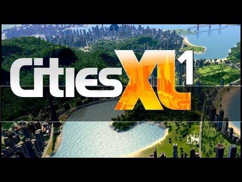 Cities XL Platinum: Ep.1 - Keralis City