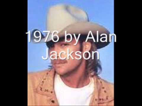 1976 by Alan Jackson