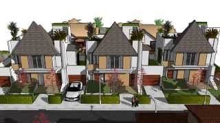 Rural Land Development in Store Magleby into Sustainable Green Residential Area