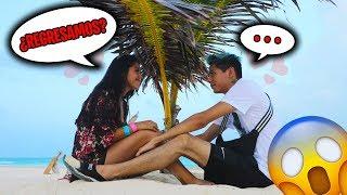 ¡DICIENDO SI A TODO A MI EX por 24hrs en Cancún! - [ANTRAX] ☣