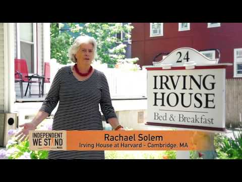 Irving House at Harvard - Cambridge Local First