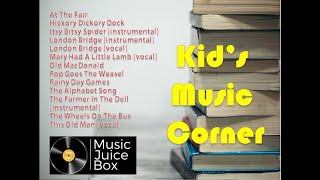 Top and famous Nursery Rhymes/Music for kids