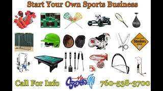 Start A Sports Business - Wholesale Sporting Goods - Sportslife