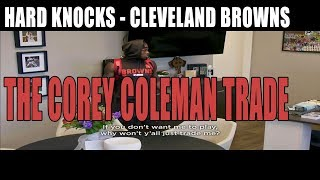 Hard Knocks : Cleveland Browns - The Corey Coleman Trade
