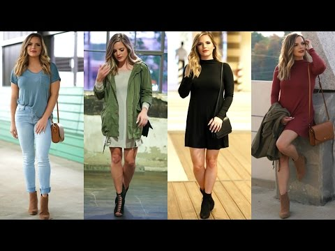 COME SHOP WITH ME! 6 Affordable Fall Outfits | Casey Holmes