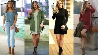 COME SHOP WITH ME! 6 Affordable Fall Outfits ...