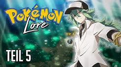 Die Geschichte von N und G-Cis | Pokémon Lore - Teil 5