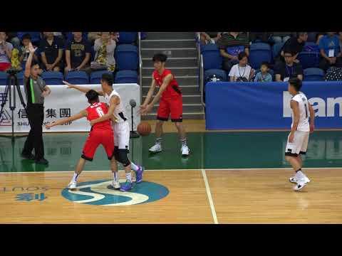 Panasonic Basketball Tournament 2018 (Full Match) DBS vs JCCSSKC