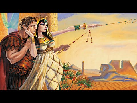 Julius Caesar und Cleopatra - Geschichte der großen Führer (Doku Hörbuch)