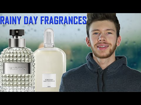 TOP 7 RAINY DAY SPRING FRAGRANCES | GLOOMY DAY SCENTS