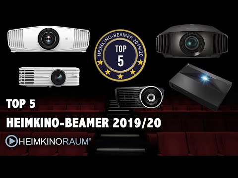 TOP 5 Heimkino Beamer