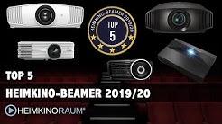 TOP 5 Heimkino Beamer