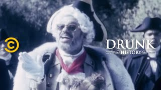 Drunk History - Washington's Army Shapes Up