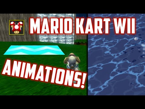 Mkwii Tutorial Add Animations To Your Custom Track