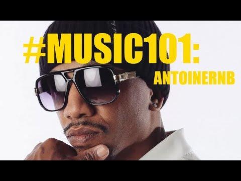 #MUSIC101: AntoineRNB (Life As A Indie RNB Artist Documentary)